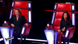 Jenifer Bartoli dans The Voice - 24/01/15 - 08