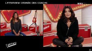 Jenifer Bartoli dans The Voice - 24/01/15 - 09