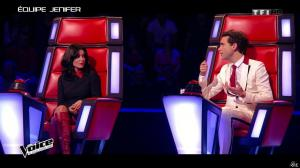Jenifer Bartoli dans The Voice - 24/01/15 - 10