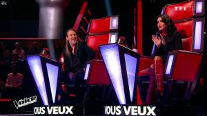 Jenifer Bartoli dans The Voice - 31/01/15 - 02