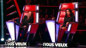 Jenifer Bartoli dans The Voice - 31/01/15 - 09