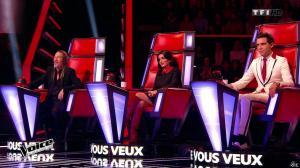 Jenifer Bartoli dans The Voice - 31/01/15 - 10