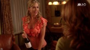 Julie Benz et Dana Delany dans Desperate Housewives - 15/01/15 - 04