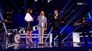 Karine Ferri dans The Voice - 07/03/15 - 08