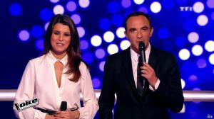Karine Ferri dans The Voice - 07/03/15 - 10