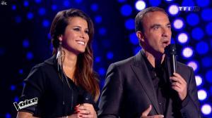 Karine Ferri dans The Voice - 10/01/15 - 03
