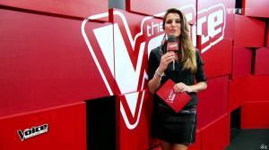 Karine Ferri dans The Voice - 10/01/15 - 05