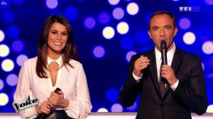 Karine Ferri dans The Voice - 14/03/15 - 03