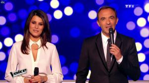 Karine Ferri dans The Voice - 14/03/15 - 04