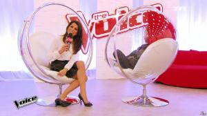Karine Ferri dans The Voice - 14/03/15 - 06