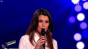 Karine Ferri dans The Voice - 14/03/15 - 08