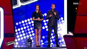 Karine Ferri dans The Voice - 17/01/15 - 03