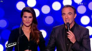 Karine Ferri dans The Voice - 17/01/15 - 06