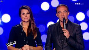 Karine Ferri dans The Voice - 24/01/15 - 02