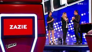 Karine Ferri dans The Voice - 24/01/15 - 03