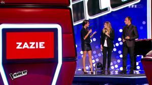 Karine Ferri dans The Voice - 24/01/15 - 04