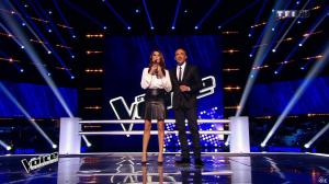 Karine Ferri dans The Voice - 28/02/15 - 02