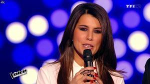 Karine Ferri dans The Voice - 28/02/15 - 03