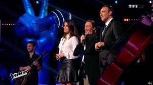 Karine Ferri dans The Voice - 28/02/15 - 06