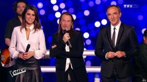 Karine Ferri dans The Voice - 28/02/15 - 07