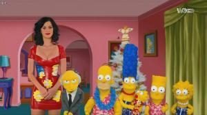 Katy Perry dans les Simpsons - 20/12/14 - 15
