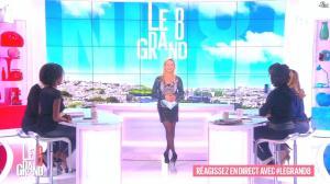 Laurence Ferrari, Hapsatou Sy et Audrey Pulvar dans le Grand 8 - 05/01/15 - 03