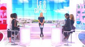 Laurence Ferrari, Hapsatou Sy et Audrey Pulvar dans le Grand 8 - 07/01/15 - 02