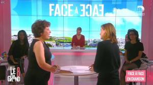 Laurence Ferrari, Hapsatou Sy et Audrey Pulvar dans le Grand 8 - 09/12/14 - 15