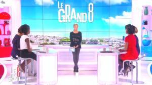 Laurence Ferrari, Hapsatou Sy et Audrey Pulvar dans le Grand 8 - 10/02/15 - 03