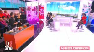 Laurence Ferrari, Hapsatou Sy et Audrey Pulvar dans le Grand 8 - 10/02/15 - 08