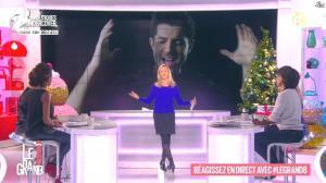 Laurence Ferrari, Hapsatou Sy et Audrey Pulvar dans le Grand 8 - 15/12/14 - 02