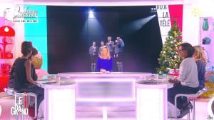 Laurence Ferrari, Hapsatou Sy et Audrey Pulvar dans le Grand 8 - 15/12/14 - 07