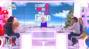 Laurence Ferrari, Hapsatou Sy et Audrey Pulvar dans le Grand 8 - 15/12/14 - 12