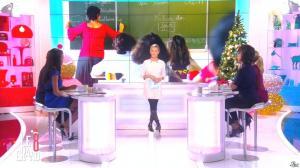 Laurence Ferrari, Hapsatou Sy et Audrey Pulvar dans le Grand 8 - 16/12/14 - 02