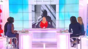 Laurence Ferrari, Hapsatou Sy et Audrey Pulvar dans le Grand 8 - 17/11/14 - 12