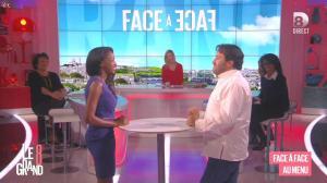 Laurence Ferrari, Hapsatou Sy et Audrey Pulvar dans le Grand 8 - 17/11/14 - 25