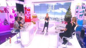 Laurence Ferrari, Hapsatou Sy et Audrey Pulvar dans le Grand 8 - 19/12/14 - 02