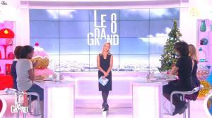 Laurence Ferrari, Hapsatou Sy et Audrey Pulvar dans le Grand 8 - 19/12/14 - 03