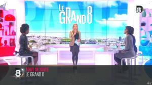 Laurence Ferrari, Hapsatou Sy et Audrey Pulvar dans le Grand 8 - 20/02/15 - 01