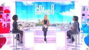 Laurence Ferrari, Hapsatou Sy et Audrey Pulvar dans le Grand 8 - 20/02/15 - 03