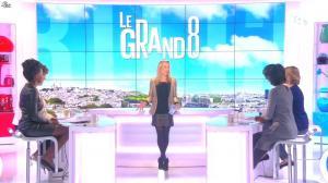 Laurence Ferrari, Hapsatou Sy et Audrey Pulvar dans le Grand 8 - 20/02/15 - 09