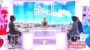 Laurence Ferrari, Hapsatou Sy et Audrey Pulvar dans le Grand 8 - 20/02/15 - 15