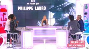 Laurence Ferrari, Hapsatou Sy et Audrey Pulvar dans le Grand 8 - 20/02/15 - 17