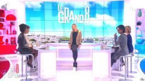 Laurence Ferrari, Hapsatou Sy et Audrey Pulvar dans le Grand 8 - 20/02/15 - 20