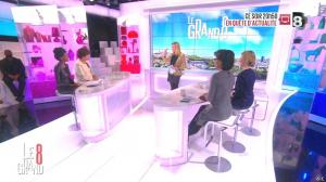 Laurence Ferrari, Hapsatou Sy et Audrey Pulvar dans le Grand 8 - 20/02/15 - 22