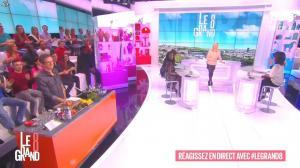 Laurence Ferrari, Hapsatou Sy et Audrey Pulvar dans le Grand 8 - 24/11/14 - 03