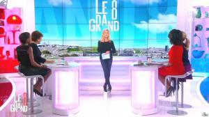 Laurence Ferrari, Hapsatou Sy et Audrey Pulvar dans le Grand 8 - 25/11/14 - 01