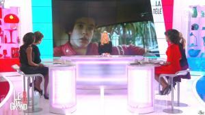 Laurence Ferrari, Hapsatou Sy et Audrey Pulvar dans le Grand 8 - 25/11/14 - 06