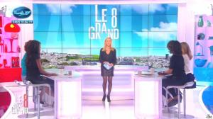 Laurence Ferrari, Hapsatou Sy et Audrey Pulvar dans le Grand 8 - 27/11/14 - 03