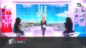 Laurence Ferrari, Hapsatou Sy et Audrey Pulvar dans le Grand 8 - 28/11/14 - 01